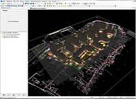 Проектирование освещения (жилого, торгового, промышленного комплекса)
