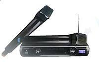 Комплект из двух ручных радиомикрофонов UKC-500 для караоке