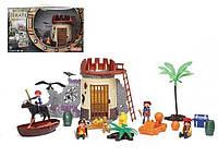 Игровой набор Пиратская крепость