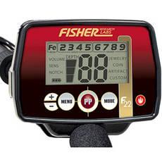 Металлоискатель Fisher F22, фото 2
