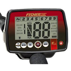Металлоискатель Fisher F44, фото 2