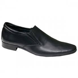 Туфли армейские Prapor черные