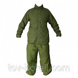 Подстежка зимняя для двусторонних штанов и куртки б/у