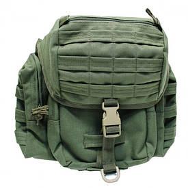 Инженерная сумка с MOLLE Combat СпН олива