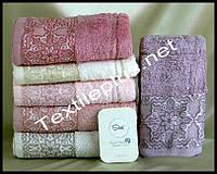 Полотенца для лица бамбук Sikel Турция