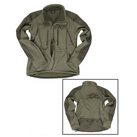 Куртка Mil-Tec Prof.Softshell олива