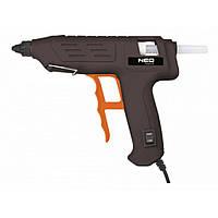 Клеевой пистолет NEO 11 мм, 80 Вт, регулировка температуры (17-082)