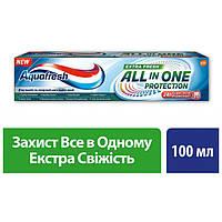 "Зубная паста ""Аквафреш"" 100мл (ассортимент)"
