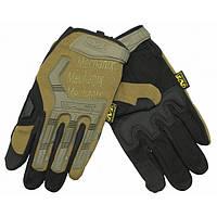 Тактические перчатки MECHANIX Mpact Pro полнопалые койот