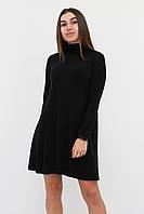 S, M, L / Тепле та зручне плаття-туніка Kendis, чорний