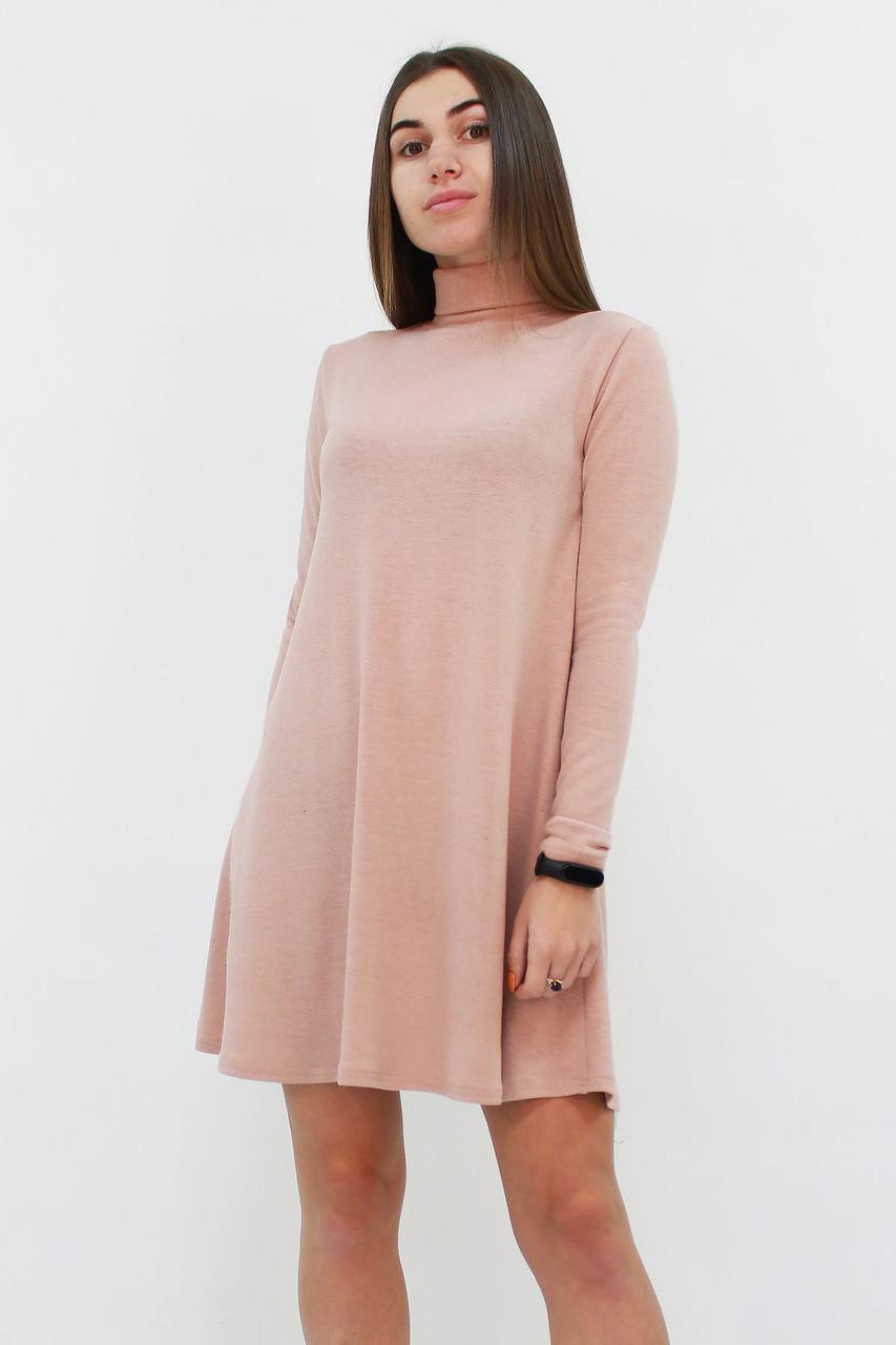 S, M, L / Тепле та зручне плаття-туніка Kendis, бежевий