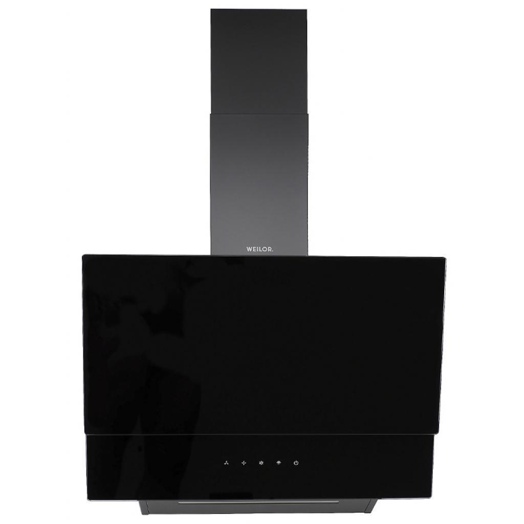Вытяжка кухонная WEILOR PDS 6140 BL 750 LED strip
