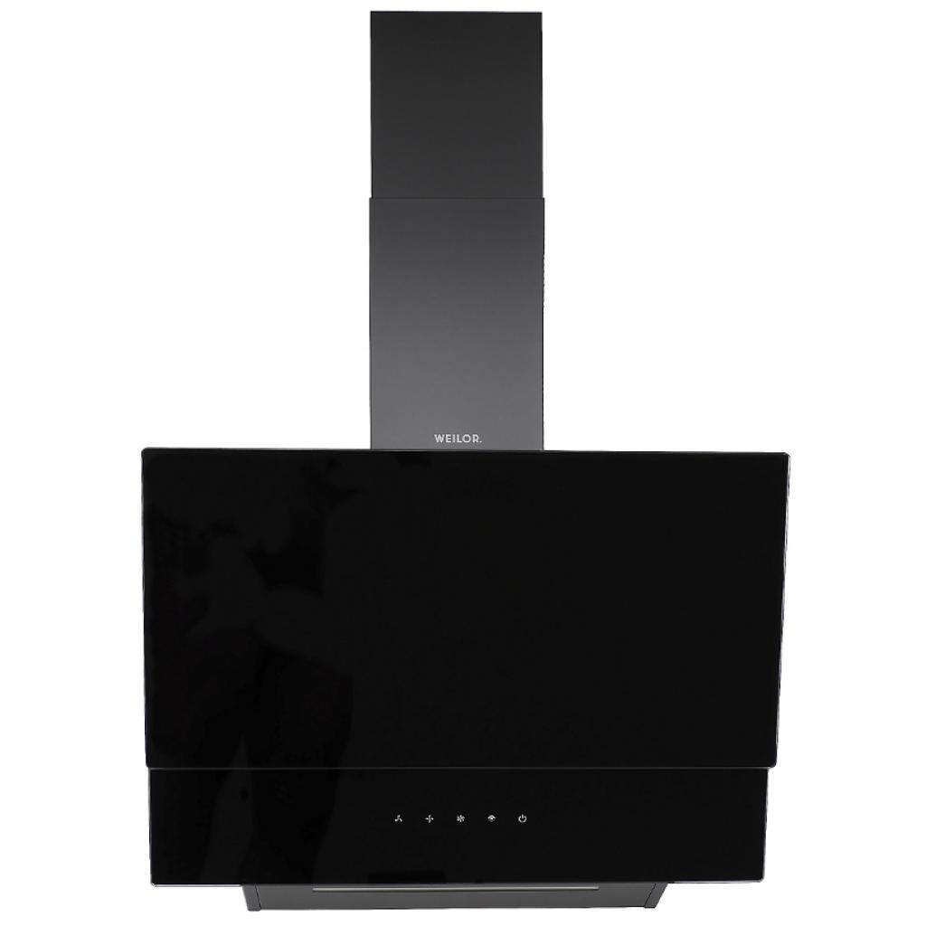 Вытяжка кухонная WEILOR PDS 6230 BL 1000 LED strip