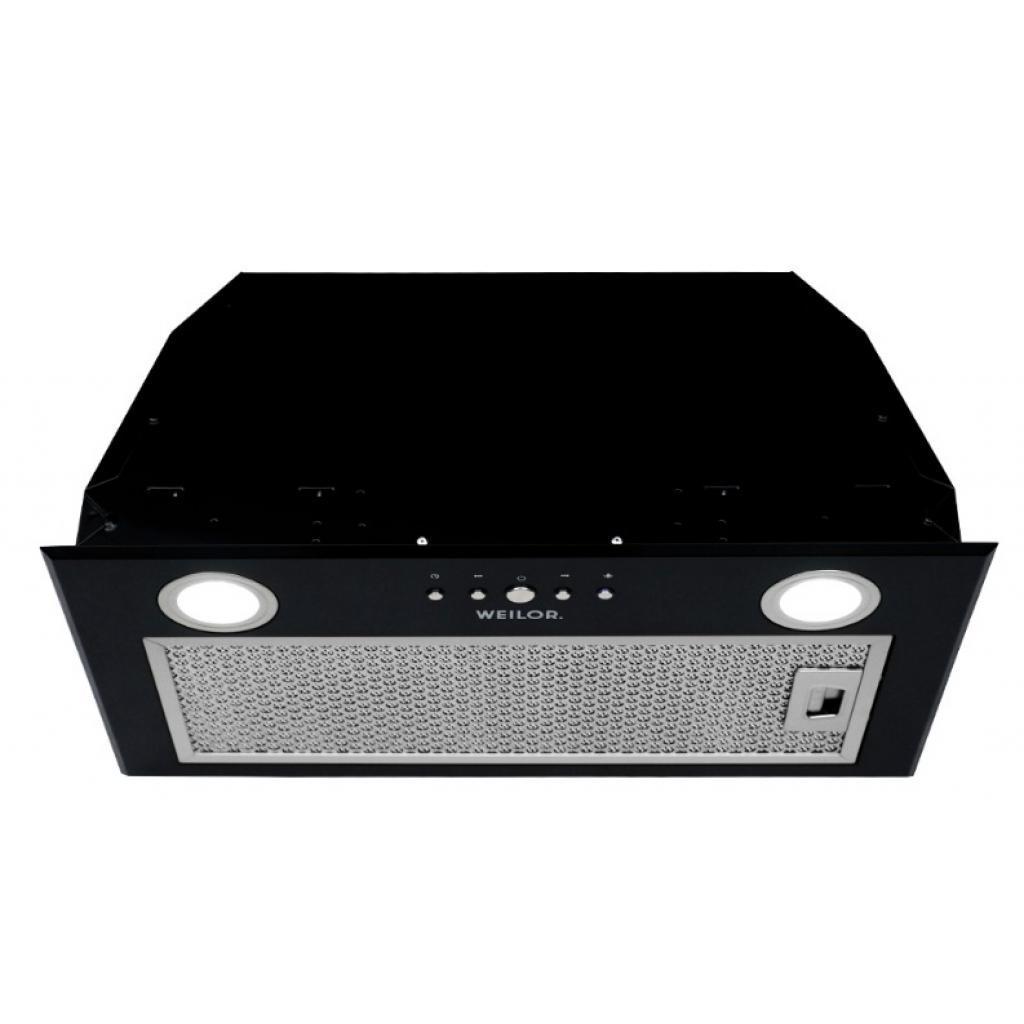 Вытяжка кухонная WEILOR WBE 5230 BL 1000 LED