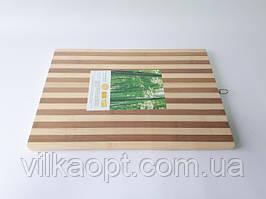 Дошка обробна бамбукова 35*50 см, t=1,5 cm.