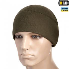 M-Tac Шапка Watch Cap Elite флис (260 г/м2) Army Olive