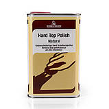 Твердый лак-шеллак, Hard Top Polish, Borma Wachs, Decoration Line, прозрачный, 500 мл., фото 3