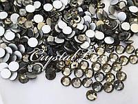Стрази Lux ss16 Black Diamond (4.0 mm) 1440шт