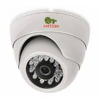 Видеокамера купольная Partizan CDM-223S-IR HD v3.1