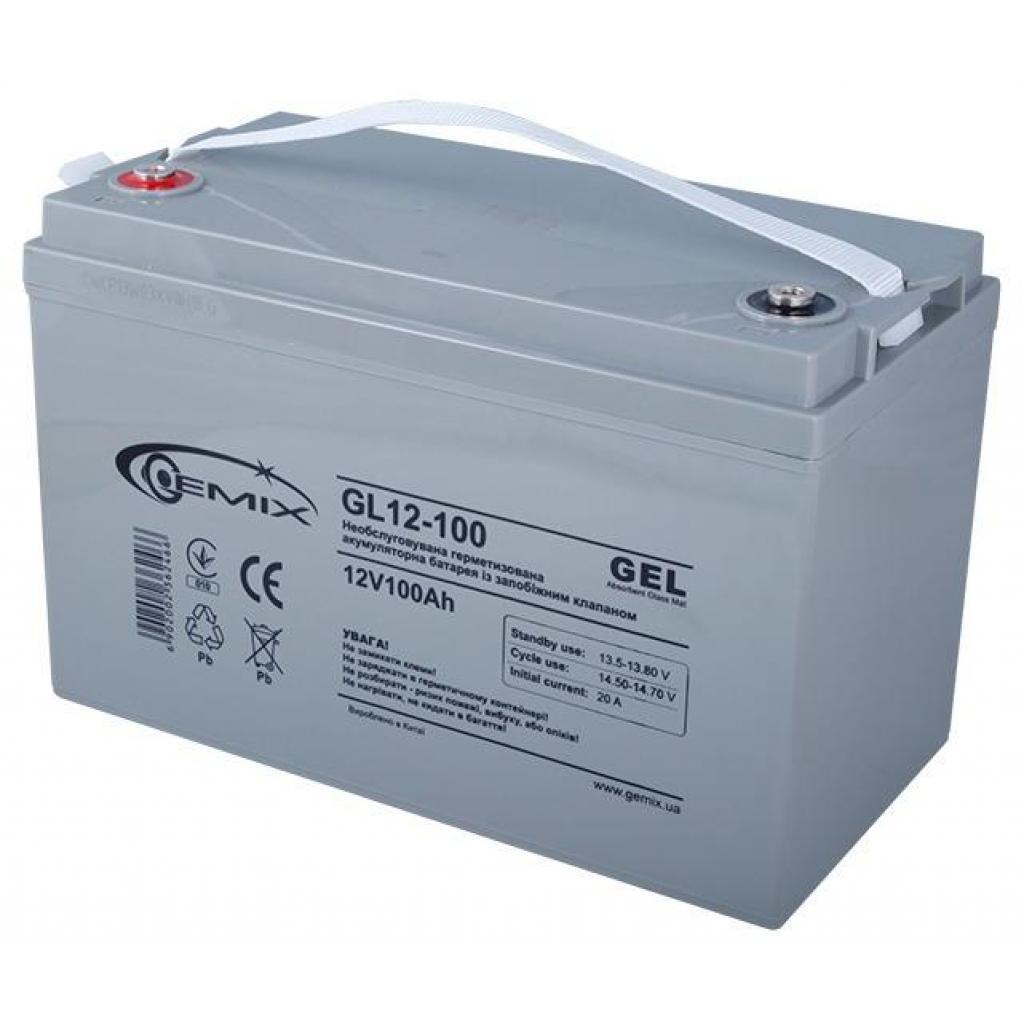 Батарея к ИБП GEMIX GL 12В 100 Ач (GL12-100)