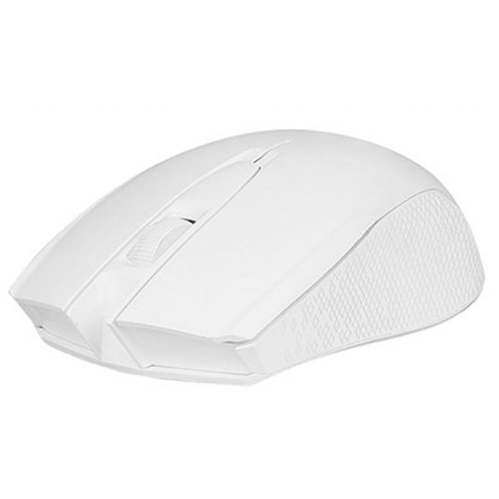 Мышка A4tech G3-760N White