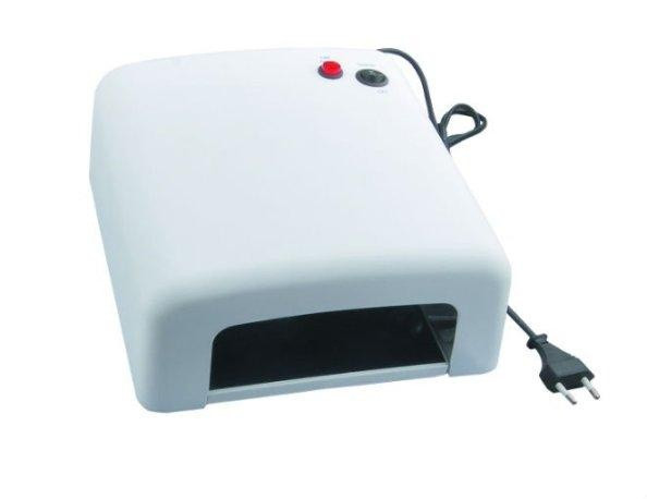 Ультрофиолетовая лампа 36 Ватт для наращивания ногтей Global. Новинка.