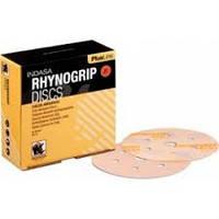 Indasa rhynogrip plus line d=125мм, 6-8 отверстий, P40