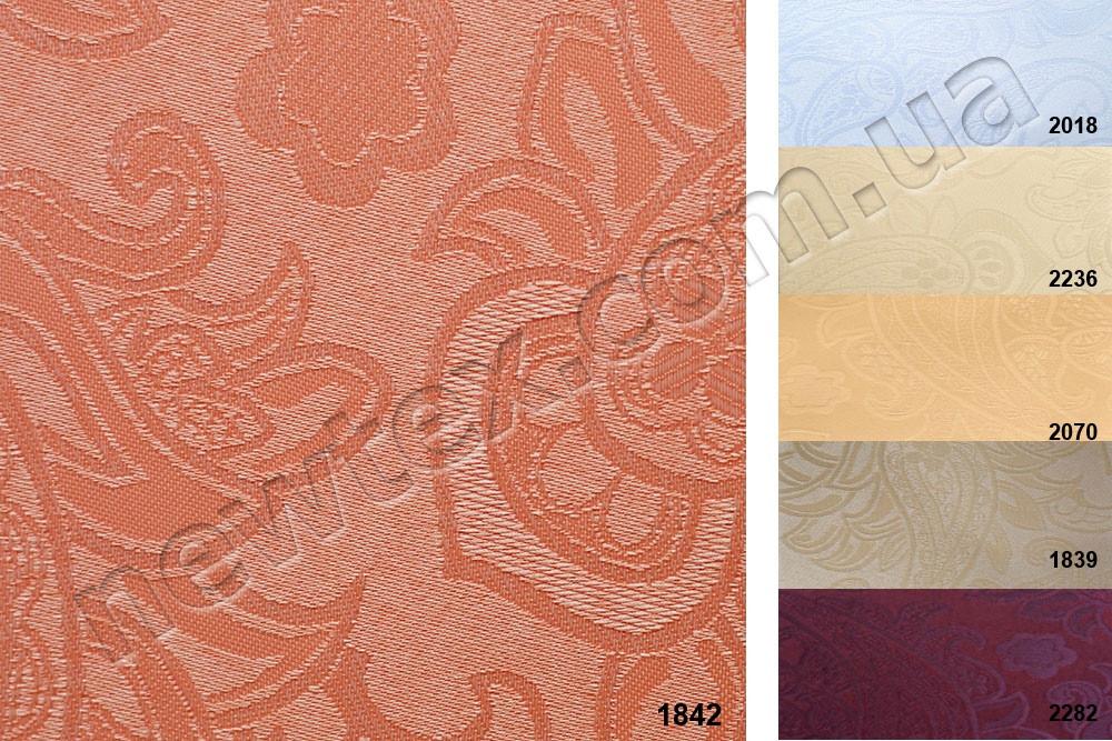 Ролеты тканевые открытого типа Дели (6 цветов)