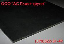 Капролон (полиамид), листовой графитонаполненный, толщина 12,0 мм, размер 1000х2000 мм.