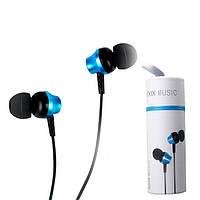 Наушники RXIX RX-E2 вакуумные оригинальные Blue