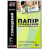 Бумага NewTone A4 180г (G180.100N)
