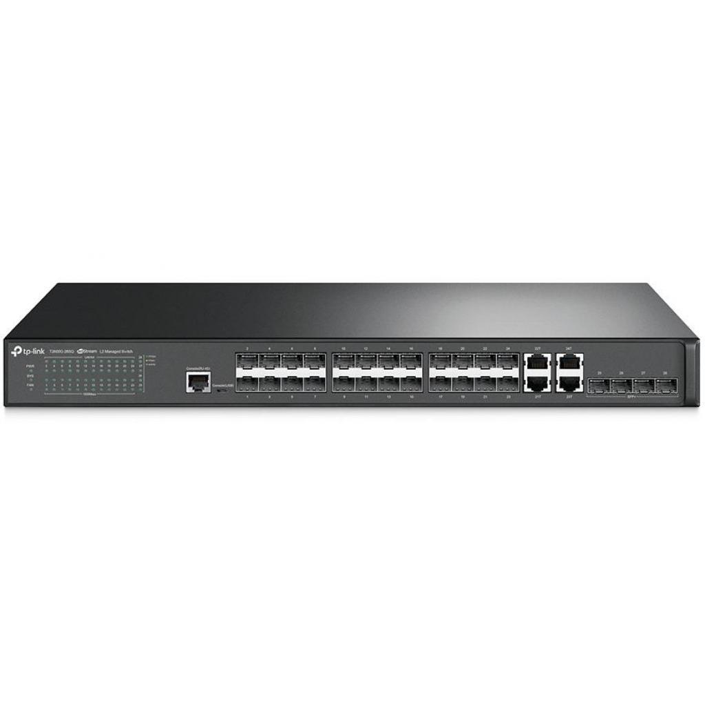Коммутатор сетевой TP-Link T2600G-28SQ