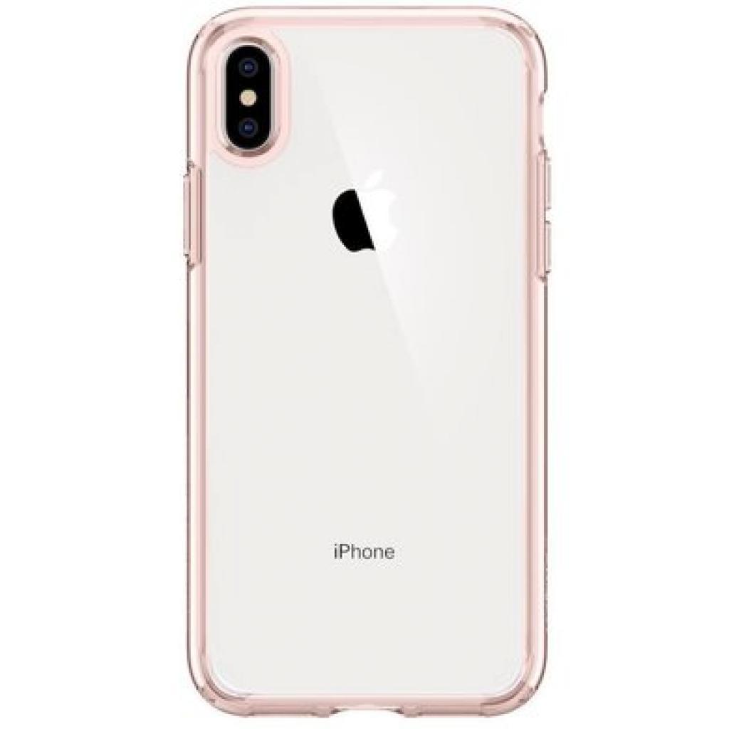 Чехол для моб. телефона Spigen iPhone XS Max Ultra Hybrid Rose Crystal (065CS25129)