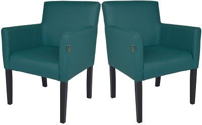Кресло Остин бирюзовое - картинка