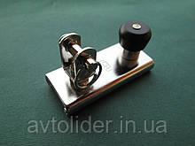 SPRENGER - Нержавеющая каретка с вилкой и фиксатором для погона 20х3 мм