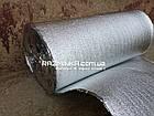 Вспененный полиэтилен фольгированный с двух сторон 8мм (50м2), фото 3