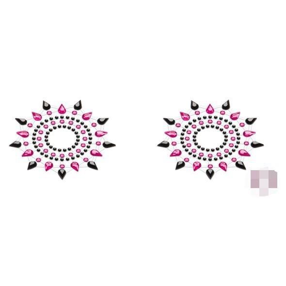 Пестіси Petits Joujoux Gloria set of 2 - Black/Pink