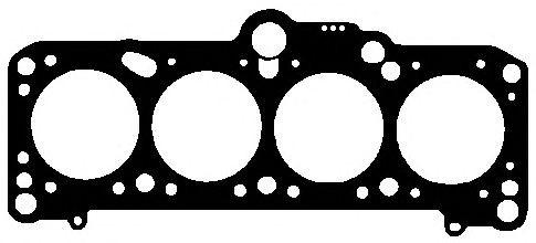 Прокладка головки блока AUDI/VW 1.6D/TD 85-92 3! 1.61MM (Elring). 891.364