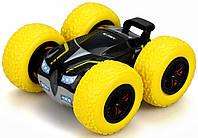 Машинка на радіокеруванні Silverlit 360 Cross 1:18 жовта (20141-3A)