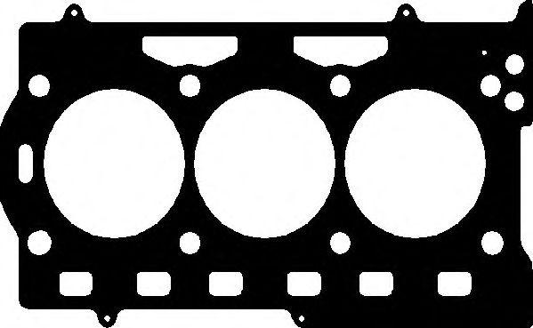Прокладка головки блока VW AZQ/BXV/BME (Elring). 461.831