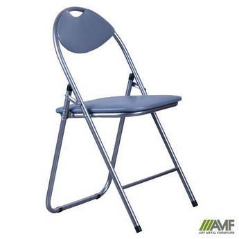 Офисный стул Джокер алюминий/кожзам AMF