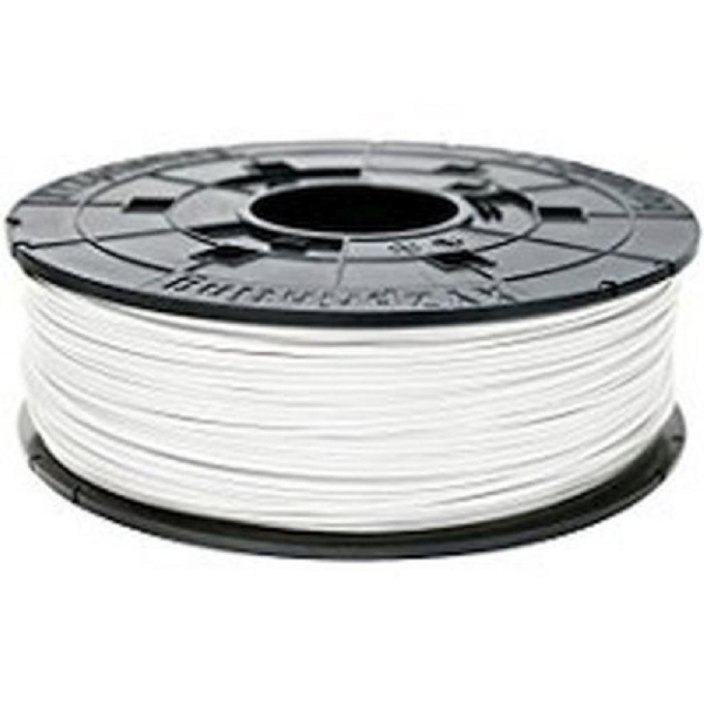 Пластик для 3D-принтера XYZprinting PLA 1.75мм/0.6кг Filament, white (RFPLBXEU06G)