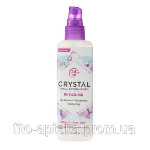 Натуральный дезодорант-спрей Кристалл для тела, 118 мл (США)