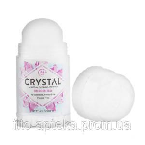 Дезодорант Кристалл без алюминия 120грамм (стик) женский