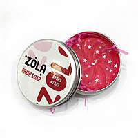 ZOLA Мыло для бровей для фиксации волосков (мини-версия) 25г