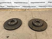 Задние тормозные диски  Skoda Octavia A5, фото 1