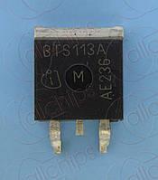 MOSFET N-канал 60В 11.5А Infineon BTS113A TO263