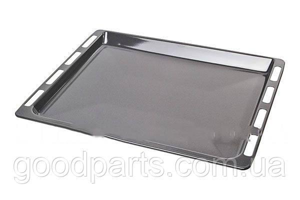 Противень эмалированный для духовки Bosch 464.6x375x24.5mm 434176, фото 2