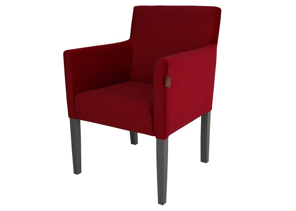 Кресло Остин бордовое Rich