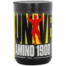 Аминокислоты AMINO 1900 300 таблеток